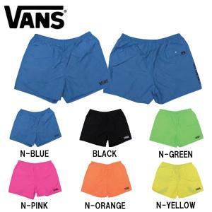 バンズ VANS メンズ ボトムス サーフパンツ ボードショーツ 水陸両用 ズボン ショートパンツ Neon Color Sports Shorts|54tide