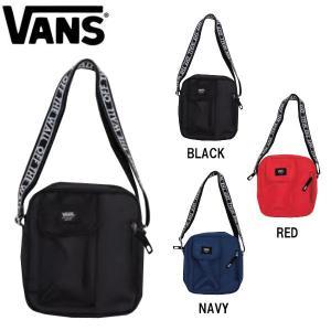 バンズ VANS メンズ レディース ショルダーバック バッグ かばん OTW Tape Square Mini Shoulder Bag|54tide