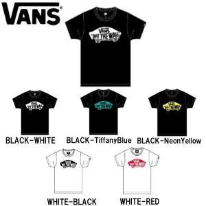 バンズ VANS キッズ ジュニア 子供用 半袖Tシャツ ティーシャツ TEE トップス OTW Logo S/S T-Shirt|54tide