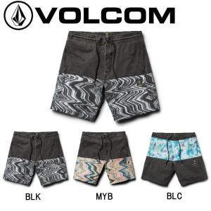 ボルコム VOLCOM メンズ サーフパンツ ボードショーツ 海水パンツ 水着 S-XL 3カラー 正規品 VIBES HALF STONEY 18|54tide