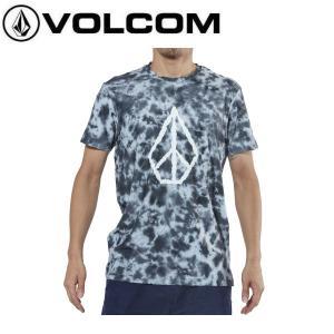 ボルコム VOLCOM メンズ ラッシュTシャツ 半袖ラッシュ トップス ラッシュガード サーフィン S・M・L・XL 正規品 PEACE CLOUD SURF TEE|54tide