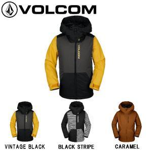 ボルコム VOLCOM BIG BOYS VERNON INSULATED JACKET キッズ ジュニア スノーウェア スノージャケット スノーボード  S-L 3カラー 【正規品】 54tide