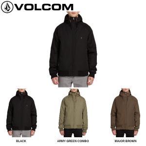ボルコム VOLCOM HERNAN 5K JACKET メンズ ジャケット ジャンパー フードジャケット アウター S・M・L・XL 3カラー【正規品】|54tide
