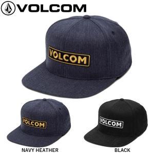 ボルコム VOLCOM BARTAR 110 HAT  ハット キャップ  帽子 メンズ スケートボ...