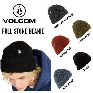 ボルコム VOLCOM FULL STONE BEANIE メンズ レディース ビーニー 帽子 ニッ...