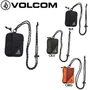 ボルコム VOLCOM  VLCM Fes Pouch ミニバッグ ショルダー 小物 アクセサリー 3カラー|54tide