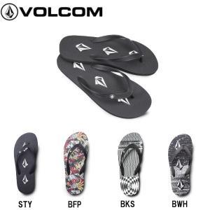 ボルコム VOLCOM メンズ ビーチサンダル ビーサン 靴 サーフィン ROCKER 2 正規品|54tide