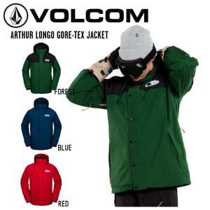 ボルコム VOLCOM 2020-2021 ARTHUR LONGO GORE-TEX JACKET スノーボード ウェア ジャケット G0652112 S・M・L・XL 3カラー|54tide