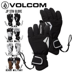ボルコム VOLCOM 2020-2021JP STN GLOVE ジャパン ストーン グローブ メンズ レディース スノーボード スキー グローブ 手袋  スノー5本指【正規品】|54tide