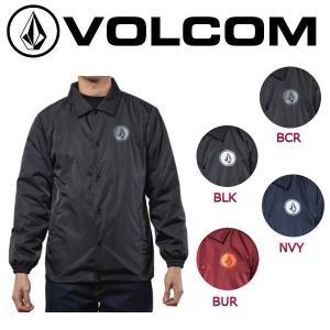 ボルコム VOLCOM TTT BOARDS BOA COACH JKT メンズ コーチジャケット S-XL 4カラー 正規品|54tide