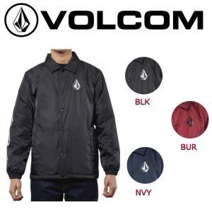 ボルコム VOLCOM MANY STONES INS COACH JKT メンズ コーチジャケット S-XL 3カラー 正規品|54tide