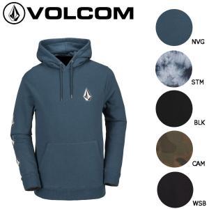 ボルコム VOLCOM メンズ プルオーバーパーカー フード 長袖トップス 正規品 DEADLY S...