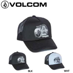 ボルコム VOLCOM メンズ メッシュキャップ スナップバック 帽子 2カラー 正規品 CALIF...