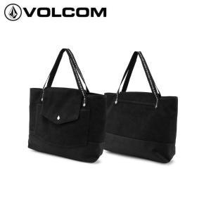 ボルコム VOLCOM レディース トートバック バッグ かばん STRAP BAG 正規品|54tide