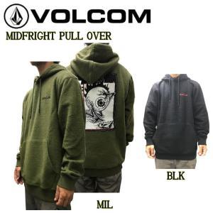 ボルコム VOLCOM MIDFRIGHT P/O メンズ プルオーバー パーカー フーディー スノーボード スケートボード M/L/XL|54tide