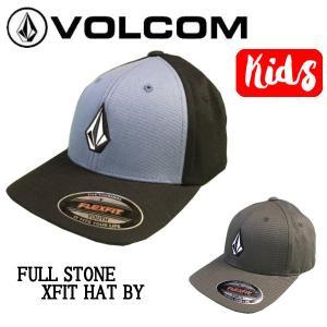 ボルコム VOLCOM FULL STONE XFIT HAT BY キャップ 帽子 フレックスフィット メンズ スケートボード スノーボード ストリート 正規品 54tide