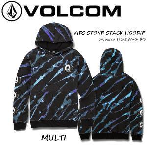 ボルコム VOLCOM 2020秋冬 VOLCOM STONE STACK KIDS HOODIE ストーンスタックキッズフーディーパーカー ユース スノーボード スケートボード|54tide