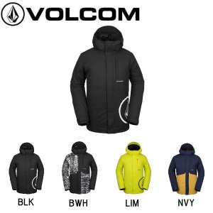 VOLCOM ボルコム 17 FORTY INS JACKET メンズ スノーウェア ジャケット スノーボード スノボー ウィンタースポーツ|54tide