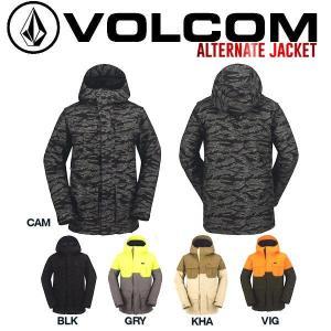 正規品 VOLCOM ボルコム2016-2017 Alternate Jkt メンズジャケット スノーボードウェア 5カラー S-L 54tide