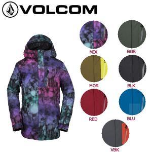 ボルコム  VOLCOM メンズ スノーウェア ジャケット スノーボード スノボー ウィンタースポーツ S・M・L 7カラー L GORE-TEX JKT 54tide