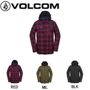 VOLCOM ボルコム CREEDLE2STONE JACKET メンズ スノーウェア ジャケット スノーボード スノボー ウィンタースポーツ|54tide