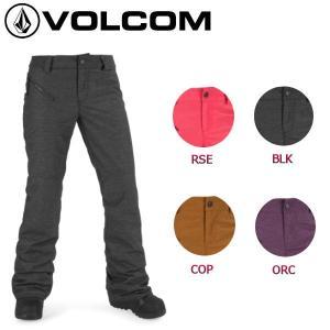 特典あり ボルコム VOLCOM PINTO PNT レディース スノーウェア パンツ スノーボード XXS-XL 4カラー 54tide