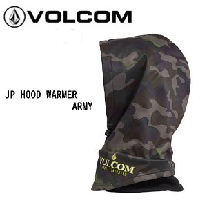 ボルコム VOLCOM 2020-2021 JP HOOD WARMER メンズ JPフードウォーマー J5502100 防寒 フェイスマスク スノーボード スノボー スキー正規品】|54tide