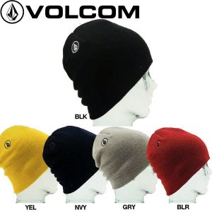 正規品 VOLCOM ボルコム メンズビーニー スノーボード 帽子 ニット帽|54tide