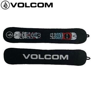 正規品 VOLCOM ボルコム2016秋冬 Sole-Cover2 ソールカバー デッキカバー スノーボード スノーボードケース ボードバッグ シンプルロゴ|54tide