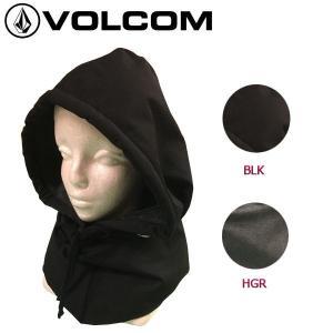 ボルコム VOLCOM メンズ レディース フードウォーマー フェイスマスク バラクラバ スノーボード 2カラー STONE HOOD WARMER 54tide