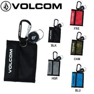 VOLCOM ボルコム VCM PASS CASE1 メンズ レディース パスケース リフト券 定期券 スノーボード スノボー ウィンタースポーツ