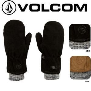 正規品 VOLCOM ボルコム Emmet Rope Tow Mitt メンズスノーミット スノーボード手袋 グローブ|54tide