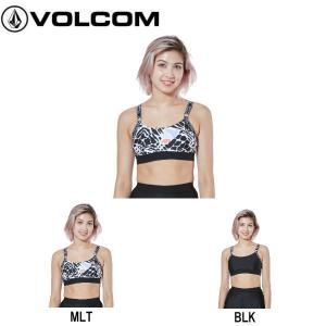 ボルコム VOLCOM レディース ブラトップ スポブラ アンダーウェア ジム トレーニング VOL ACTIVE BRATOP 正規品|54tide