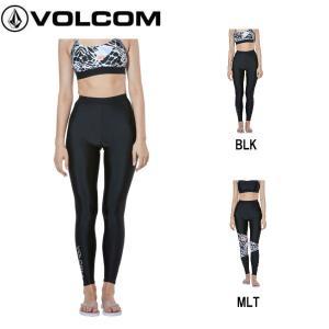 ボルコム VOLCOM レディース ラッシュパンツ ラッシュガード ラッシュレギンス ヨガ トレーニング VOL RASH LEGGINGS 正規品|54tide