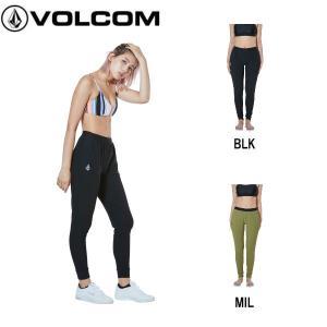 ボルコム VOLCOM レディース ジョガーパンツ ラッシュパンツ ラッシュガード ヨガ トレーニング VOL ACTIVE MESH JOGGER 正規品|54tide