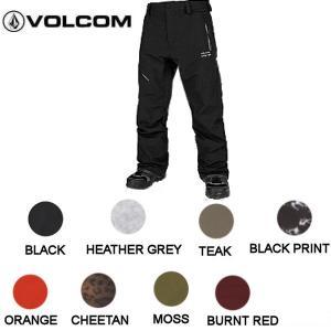 ボルコム VOLCOM 2019-2020 L GORE-TEX PNT メンズ スノーウェア パンツ スノーボード スノボー ウィンタースポーツ S〜XL 8カラー|54tide