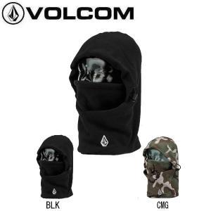 ボルコム VOLCOM 2019-2020 TRAVELIN HOOD BLACK メンズ  フェイスマスク マスク ネックウォーマー ネックバンド スノーボード スノボー スキー 2カラー|54tide