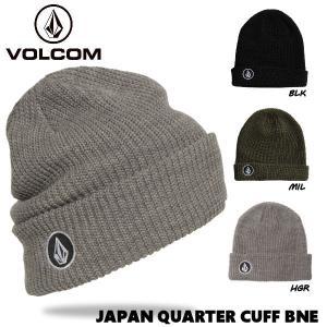 ボルコム VOLCOM JAPAN QUARTER CUFF BEANIE メンズ レディース ビー...