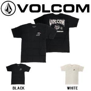 ボルコム VOLCOM KITTY KAT S/S TEE メンズ Tシャツ 半袖 スケートボード サーフィン アウトドア 54tide