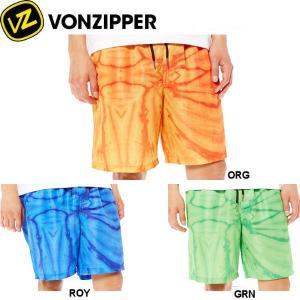 VONZIPPER ボンジッパー メンズビーチショーツ 海水パンツ 水着 サーフィン|54tide