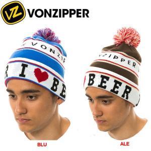 VONZIPPER ボンジッパー メンズニット帽 ビーニー 帽子|54tide