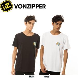 VONZIPPER ボンジッパー メンズ半袖Tシャツ クルーネックティーシャツ|54tide