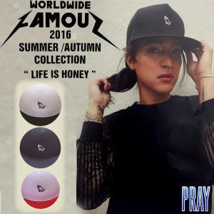 WORLD WIDE FAMOUS ワールドワイドフェイマス キャップ 帽子 メンズ レディース PRAY|54tide