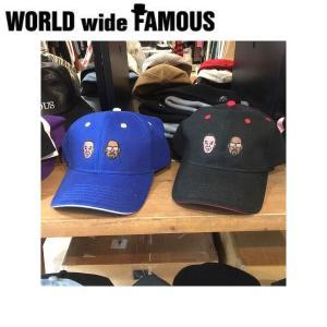 WORLD WIDE FAMOUS ワールドワイドフェイマス DS キャップ 帽子 メンズ レディース|54tide