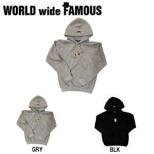 ワールドワイドフェイマス WORLD WIDE FAMOUS メンズ レディース プルオーバーパーカー 長袖 トップス SK-HOODIE|54tide