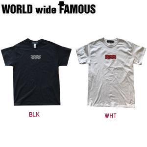 WORLD WIDE FAMOUS ワールドワイドフェイマス 2018春夏 メンズ レディース キッズ 半袖Tシャツ ティーシャツ トップス TEE|54tide