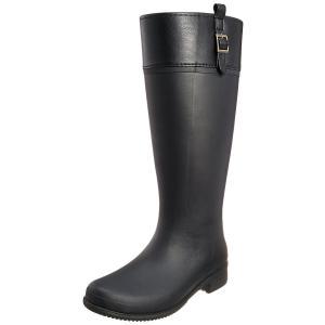 アキレス レイン ブーツ レピ/FB-080/クロ/Achilles REPI/レディース長靴/ 防寒雨靴 ラバーブーツ|55fujiya