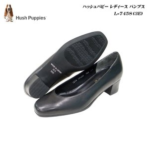 ハッシュパピー/レディース/エレガンスシューズ/L-7458/L7458/クロ/靴/Hush Puppies 55fujiya