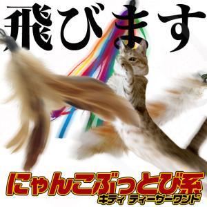 猫のおもちゃ キティー ティーザーワンド(20086)の画像
