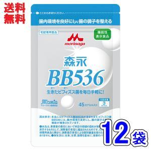 森永乳業 ビヒダス BB536 ×6個セット 送料無料